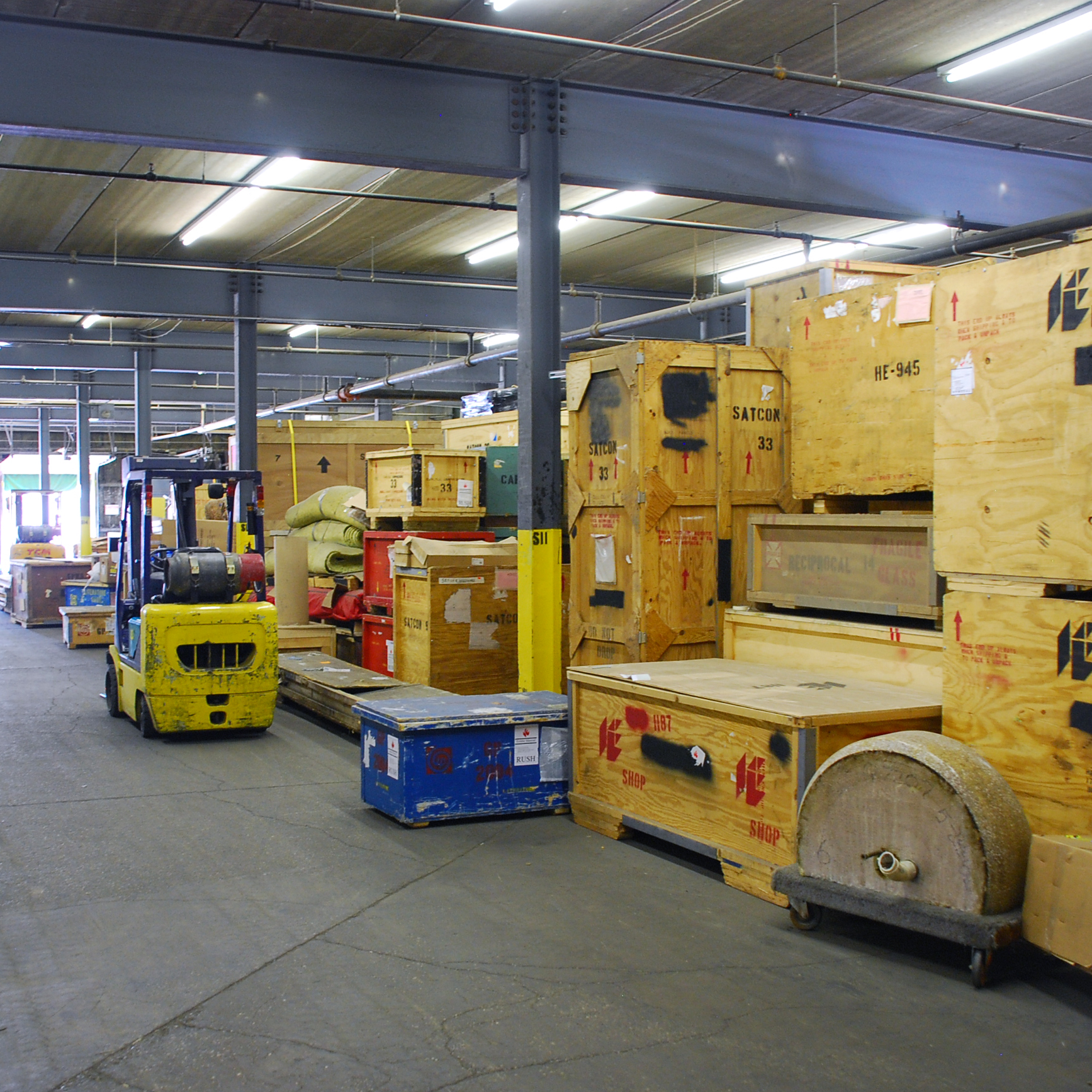 16 warehouse