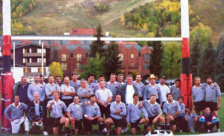 Grey Lions at Aspen Ruggerfest