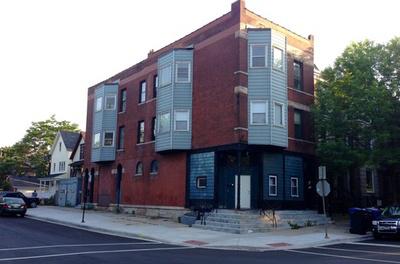 School Street clubhouse