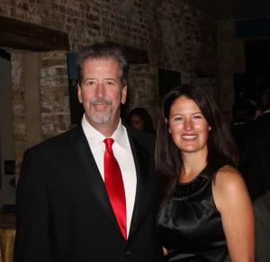 Keith and Lisa Brown
