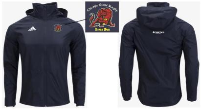 Rain jacket Lions Den Adidas