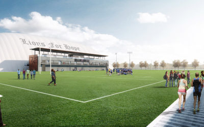Lions for Hope Sports Complex Update