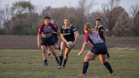 Women playing