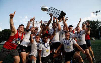 National Sevens Champions 2021