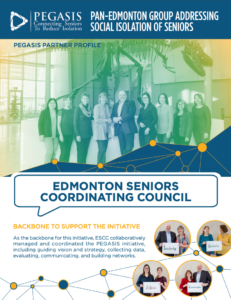 Edmonton Seniors Coordinating Council profile