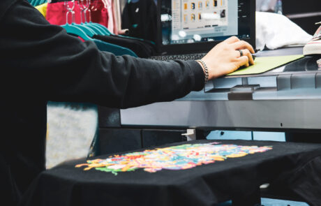 Screen Printing Vs. Direct-to-Garment Printing: Which Method is Right for You?
