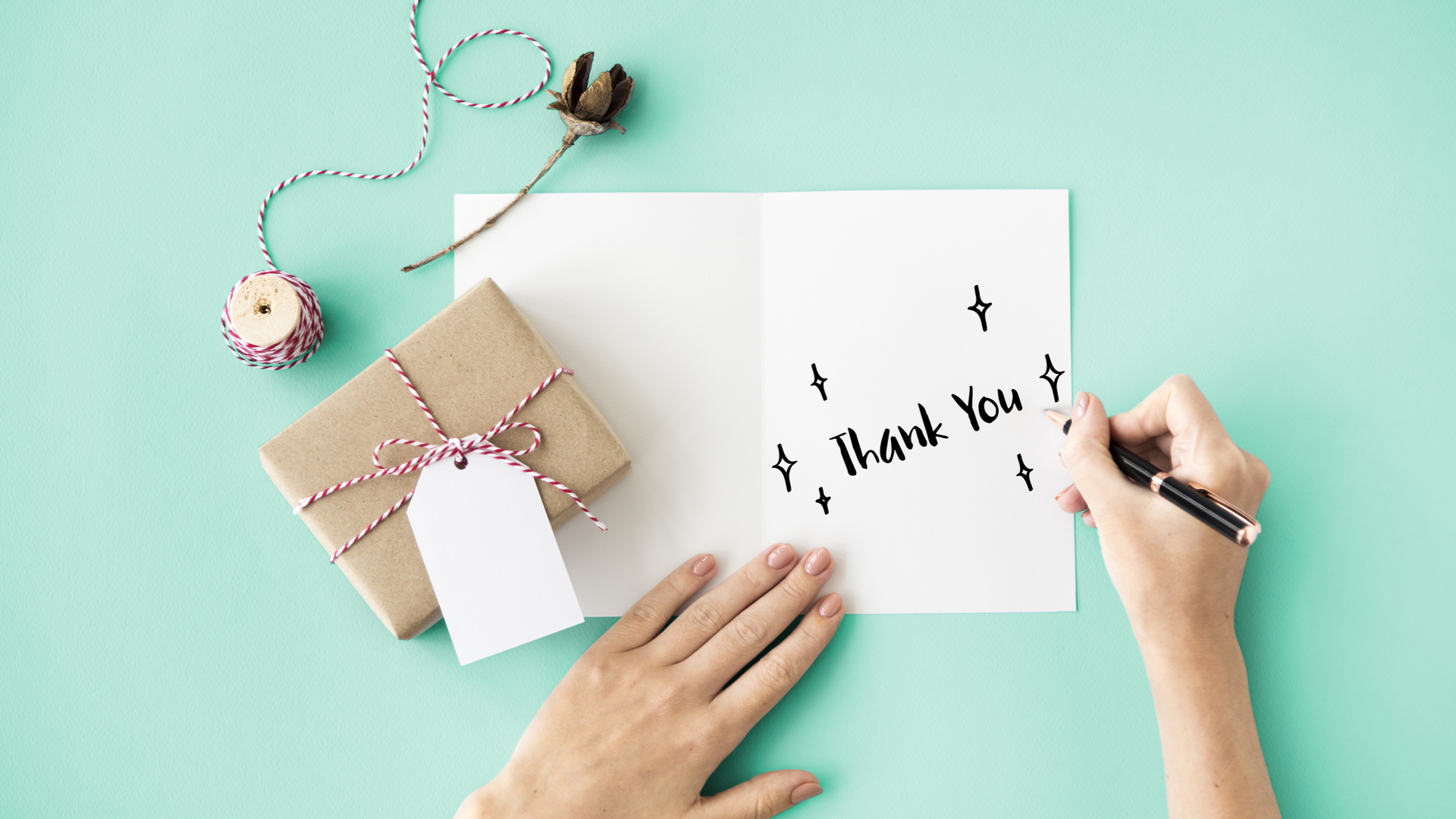 Show Clients Your Appreciation with Thank You Gifts
