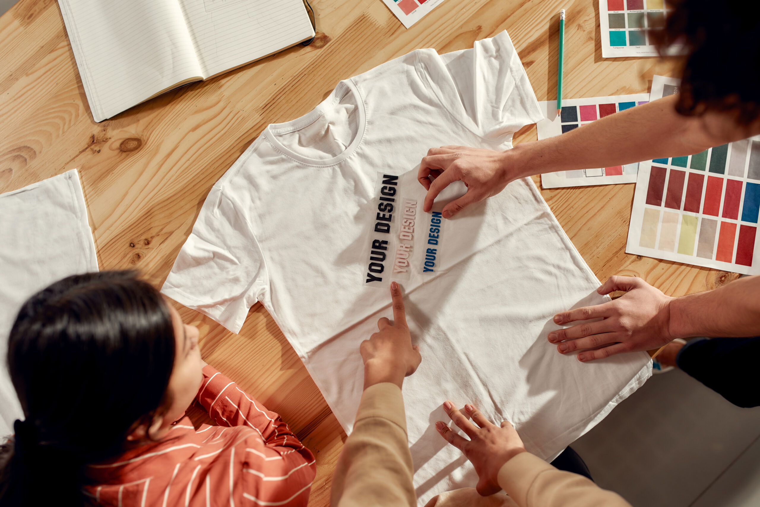 Designing the Perfect T-Shirt