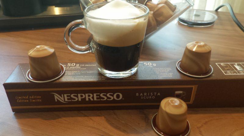 Nespresso Barista