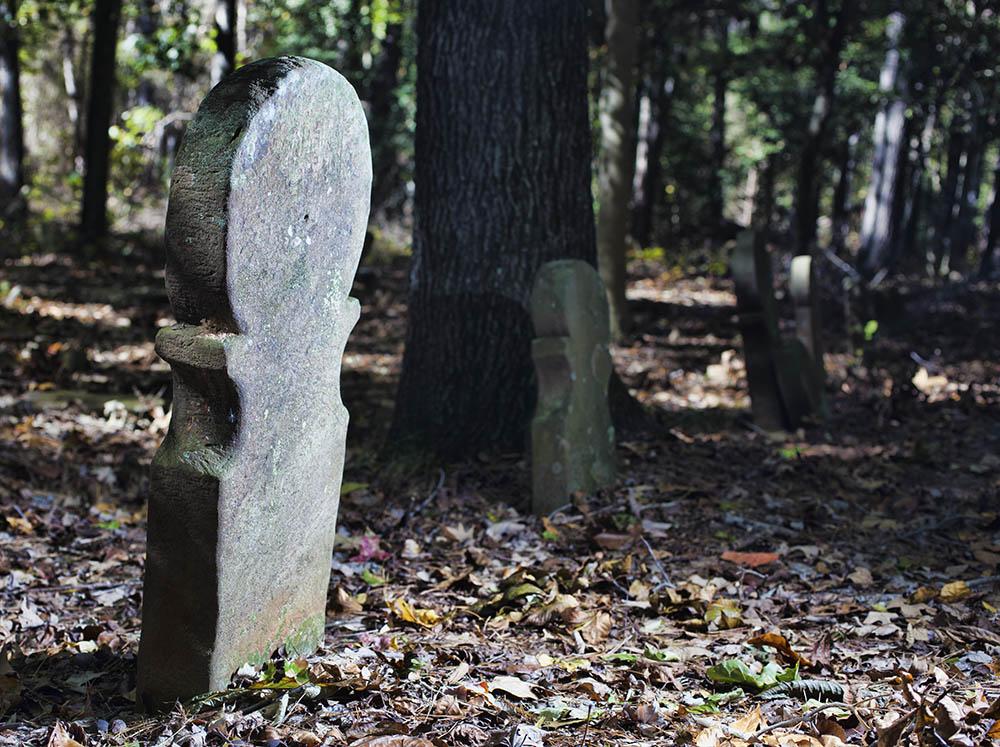 Old Scottish Cemetery, North Carolina, Guy Sagi