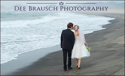 Dee Brausch Photography Brochure Logo