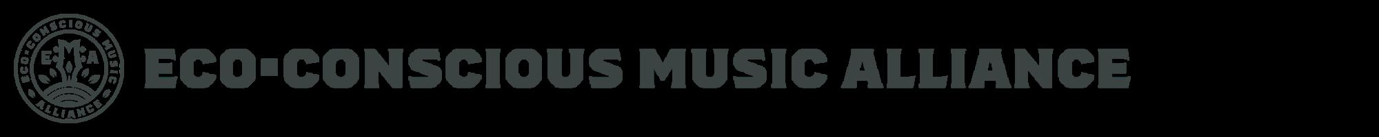 The Eco-conscious Music Alliance (EMA)