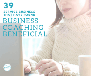Business Coaching For Service Businesses