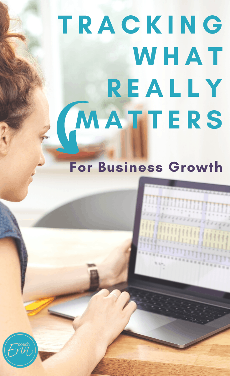 Business Growth: tracking what really matters