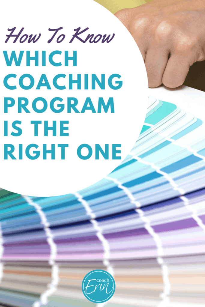How to choose the right business coaching program