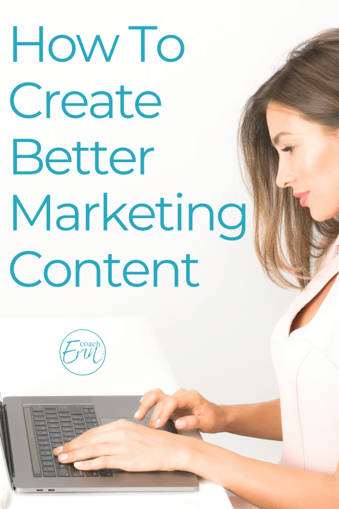 How to create better content marketing