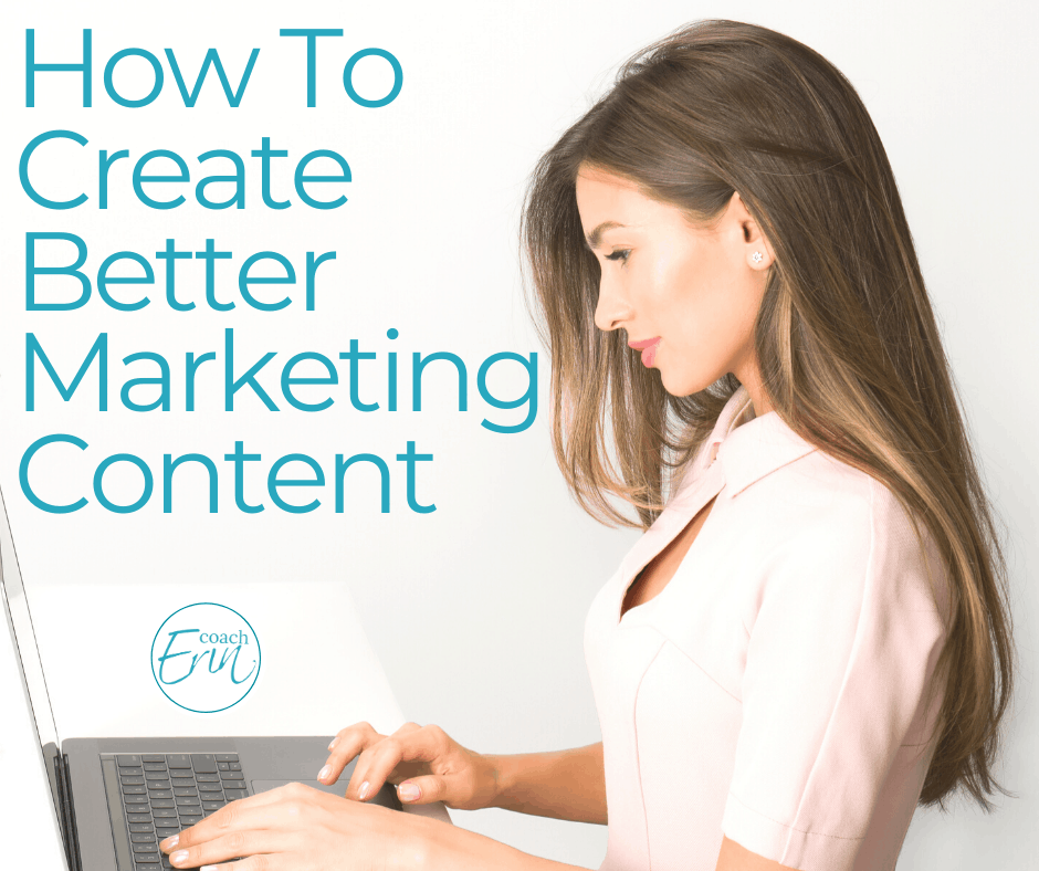 How to create better marketing content
