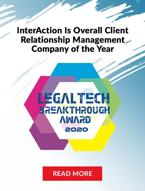 LegalTech Breakthrough Award Press Release pop-up