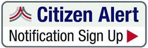 Citizen Alert Notification Sign Up