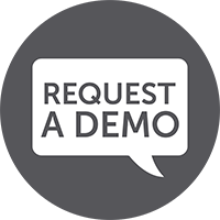 Request A Demo Button
