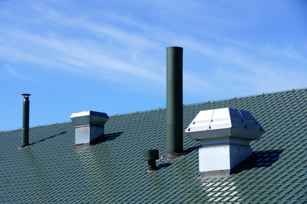 We use quality roofing accessories like flashing, fascia board and chimney crickets