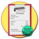 Affordable Roofing Estimate