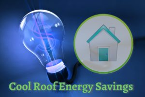 Money saving with cool roofing and energy efficiency