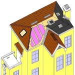 Affordable Roofing Roof Diagram to explain components better