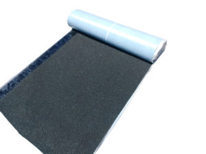 Self Adhesive Asphalt Underlayment used in our roofing jobs
