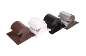 Check out our roofing gooseneck kitchen vent color options