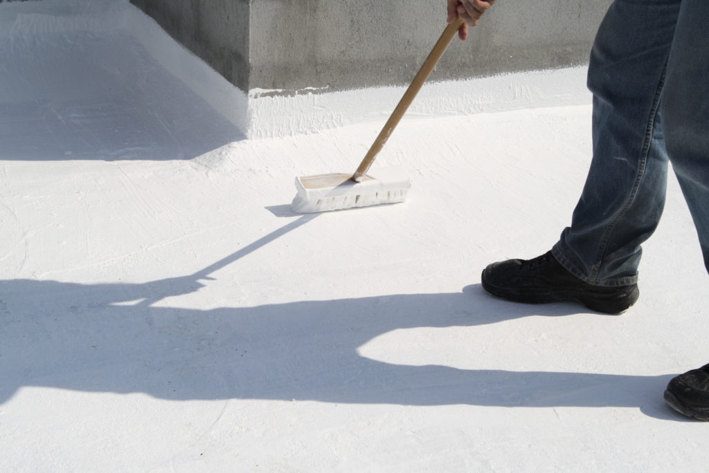 Roof restoration with waterproof coating aids in longevity of your Florida roof