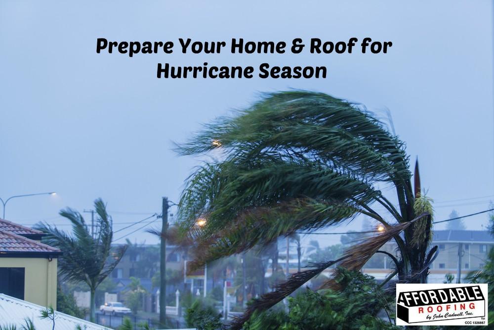 Get an inspection before hurricane season