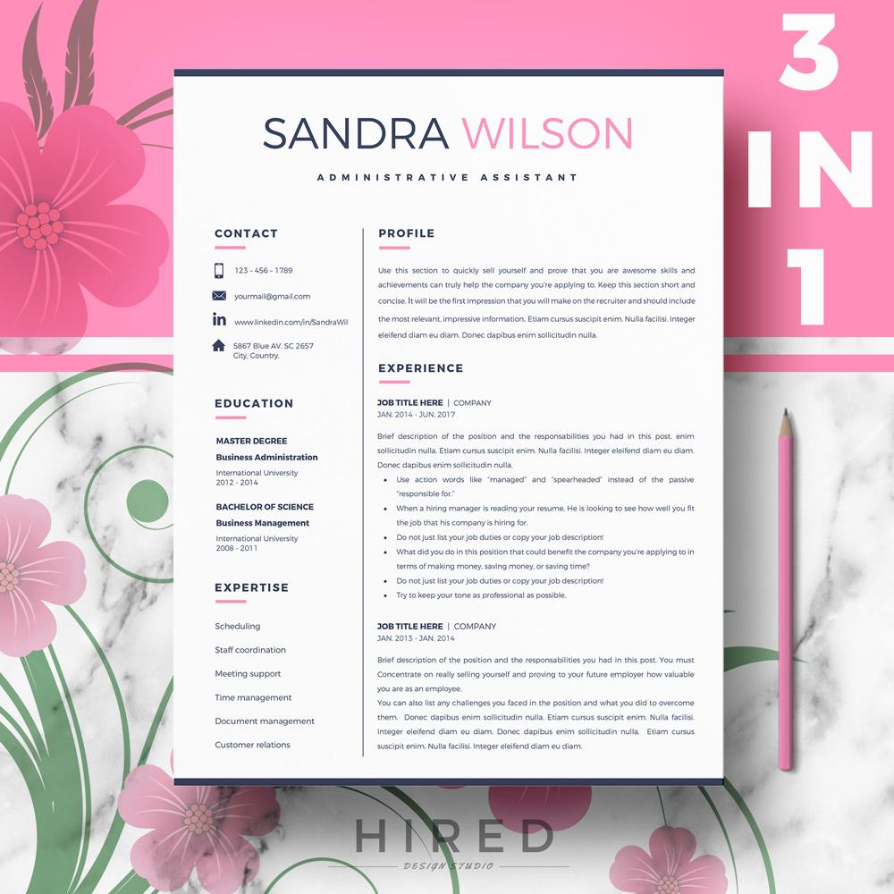 """Sandra Wilson (Pink)"""