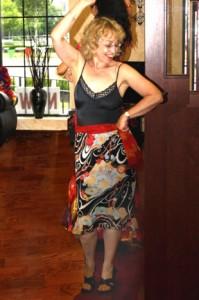 Belly Dancer Sue