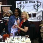 Tea Fields with Dr. Sue Horowitz & Erica Morrison