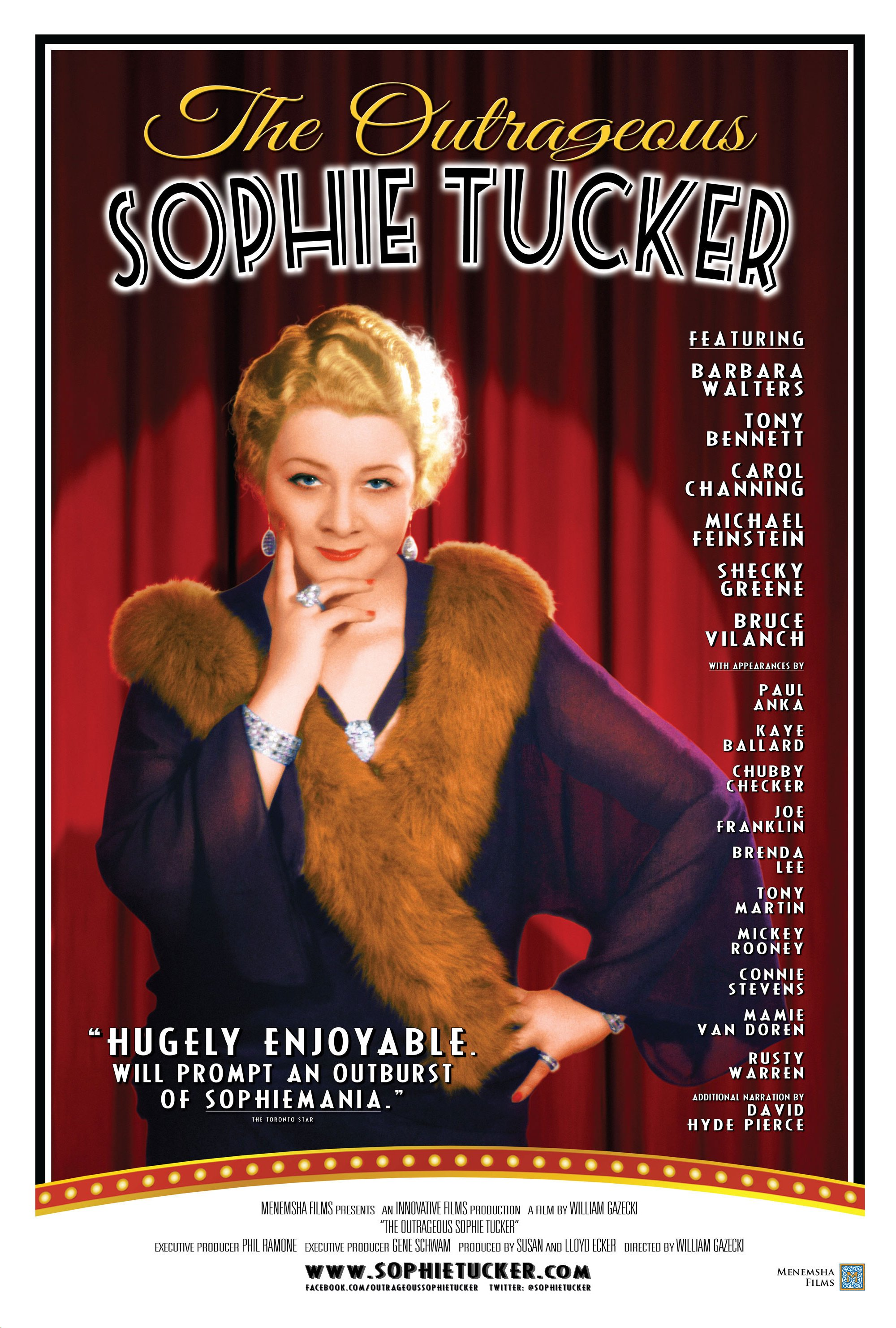 Dr. Sue Sophie Tucker