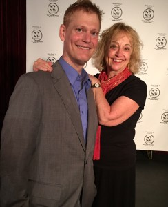 NYNW Director Gene Frisch & Dr. Sue