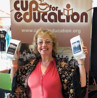 Dr. Sue Coffee Festival Positive Entertainment