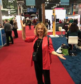 Dr. Sue New York Time Travel Show Positive Entertainment