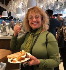 Dr. Sue Slow Wine Eataly Positive Entertainment