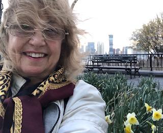 Dr. Sue Daffodils Positive Entertainment
