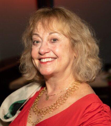 Dr. Sue Portrait Positive Entertainment