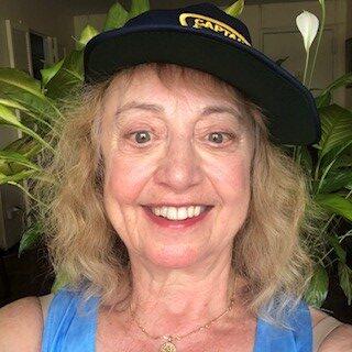 Captain's Hat Dr. Sue