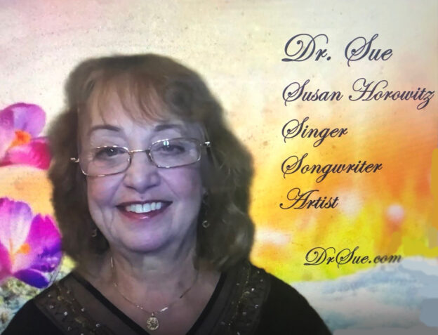 Dr. Sue Singer Songwriter Artist