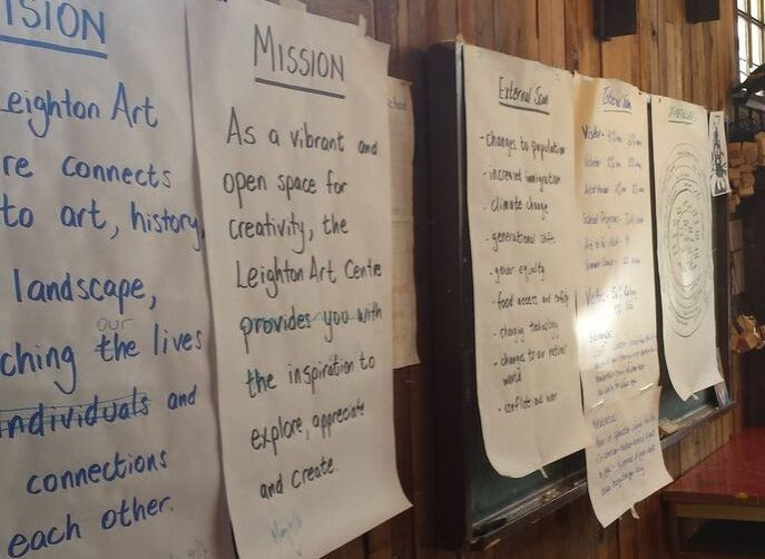 LAC Planning Session May 2016