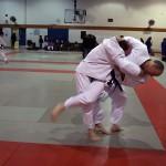 Canada West Judo Tournament