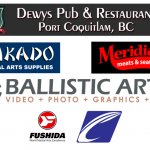 Thanks to our Sponsors in 2010