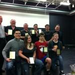 Spring Banquet Awards Winners