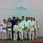 Poco Judo Grading Night - December 2011!