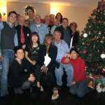 Poco Judo Christmas Party 2012!